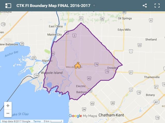 Christ the King French Immersion Boundary