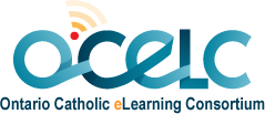 Ontario Catholic eLearning Consortium Logo and Link